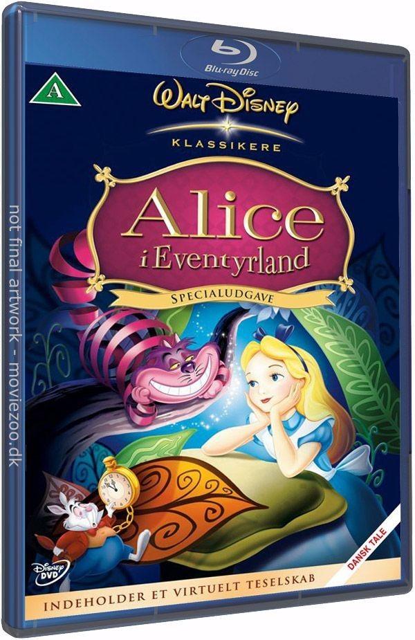 Køb Alice I Eventyrland [Specialudgave]